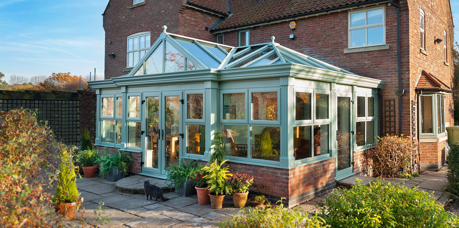 Regency Orangeries and Conservatories